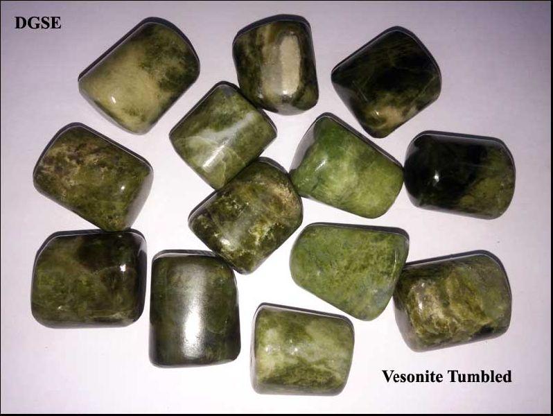 Vesconite Tumbled Stones
