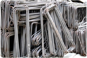 Steel Reinforcement Stirrups
