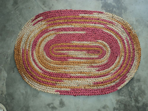 Jute Brided Rugs (jbr001)