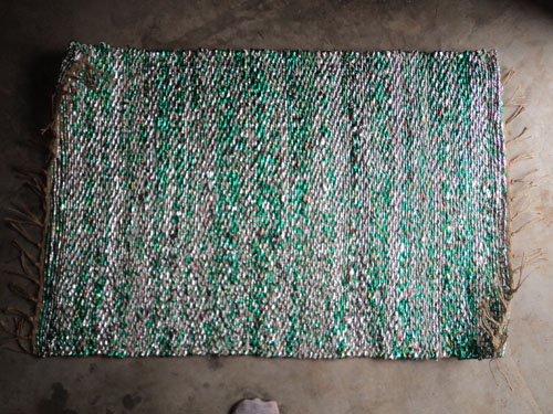 Plastic Jute Door Mat (pjdm001)