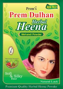 Brown Henna Hair Color Manufacturer In Indore Madhya Pradesh India