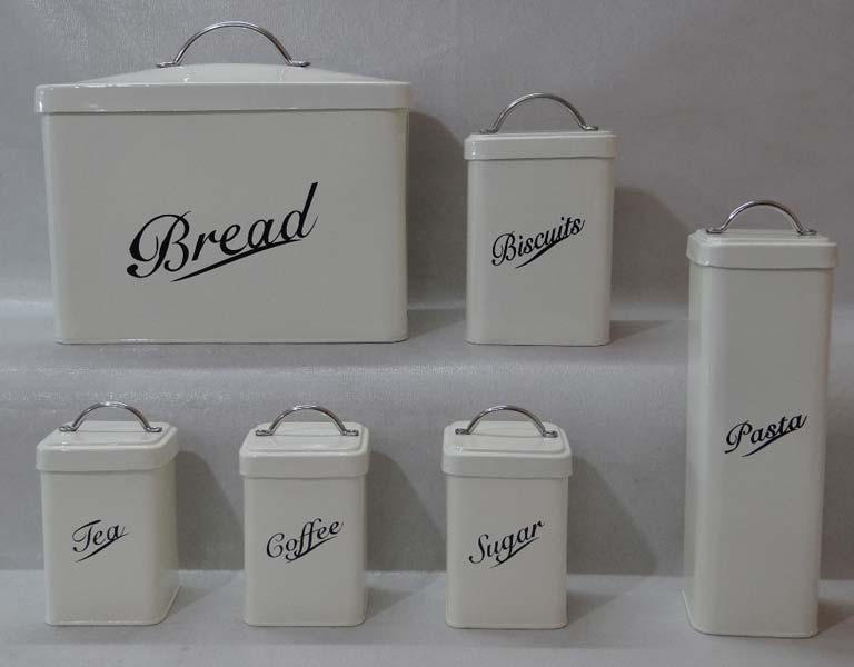 Kitchen Storage Jars (12912)
