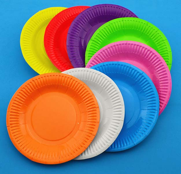 Coloured Paper Plates  sc 1 st  Exporters India & Coloured Paper Plates Manufacturer in Coimbatore Tamil Nadu India by ...