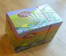 Iranian Saffron Green Tea Bags