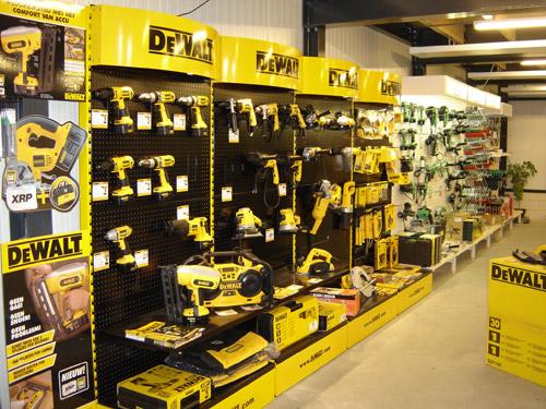 Online tool shop