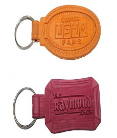 Plastic Keyring