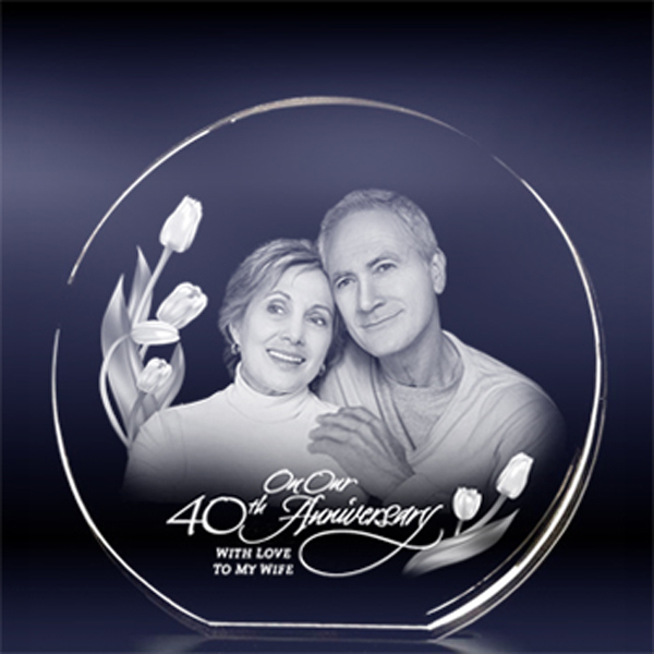 Crystal Anniversary Gift Manufacturer China Id 1470822