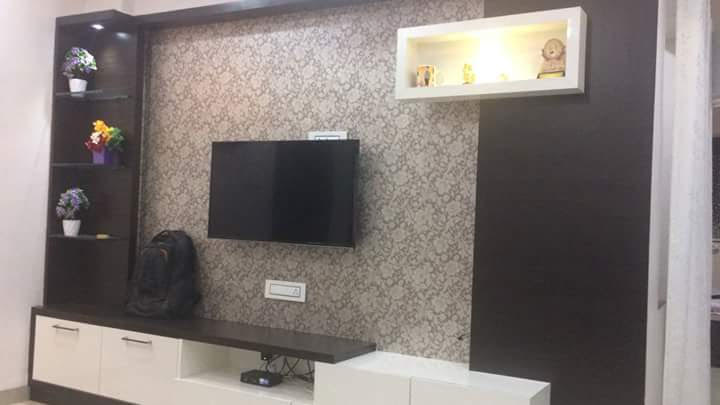 Services Living Room Interior Designing From Mumbai Maharashtra India By Akshil Interiors Id 1504446