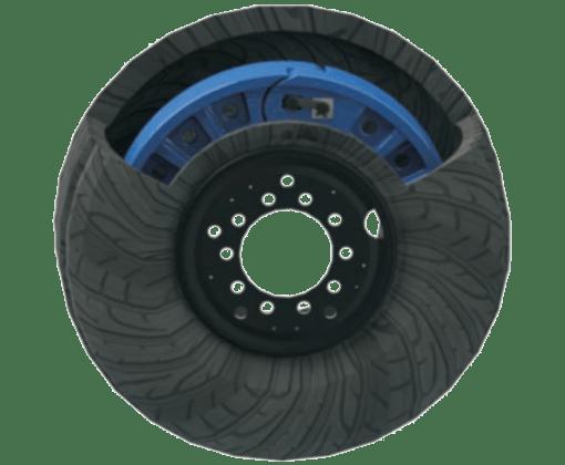 Run Flat Tires System