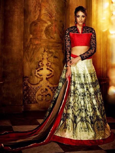 b65e3c5353ab Designer Lehenga Choli Manufacturer in Gujarat India by Stylizone E ...