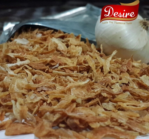 White fried onions