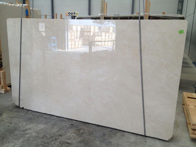 Crema Marfil Imported Marble Slabs