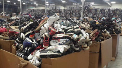 649bcf36fe5c Used Shoes Wholesale Suppliers in Irvine United States by Firstar ...