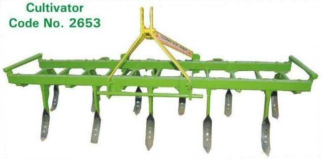 Tractor Cultivator (2653)