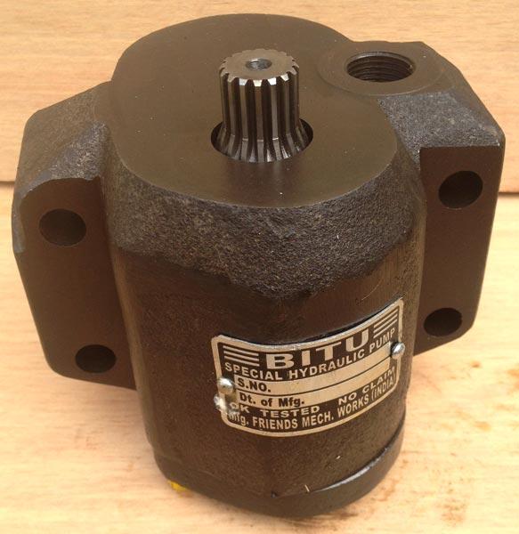 Hydraulic Pump for Hmt 5911 Manufacturer inKotkapura Punjab India ...