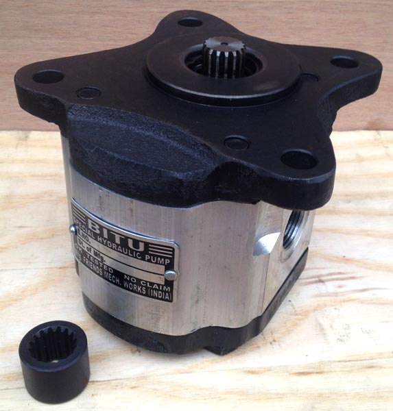 Hydraulic Pumps for HMT 5911 power stearing Manufacturer ...