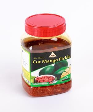 Cut Mango Pickle
