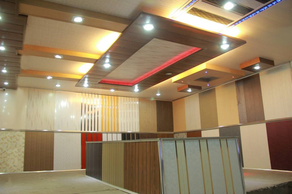 Pvc Wall Paneling : Buy pvc panel from designer wall ceiling panels india