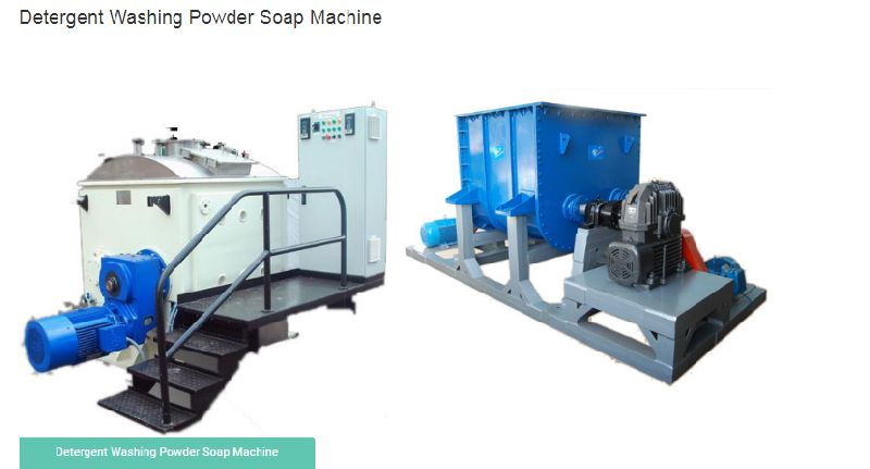 machine washing powder
