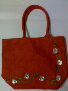 Hand Embroidered Bags Manufacturer In Kolkata West Bengal India By