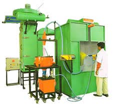 statfield Powder Coating Machine Manufacturer in Faridabad Haryana