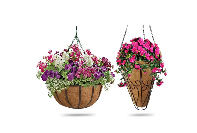 Coir Fibre Hanging Basket