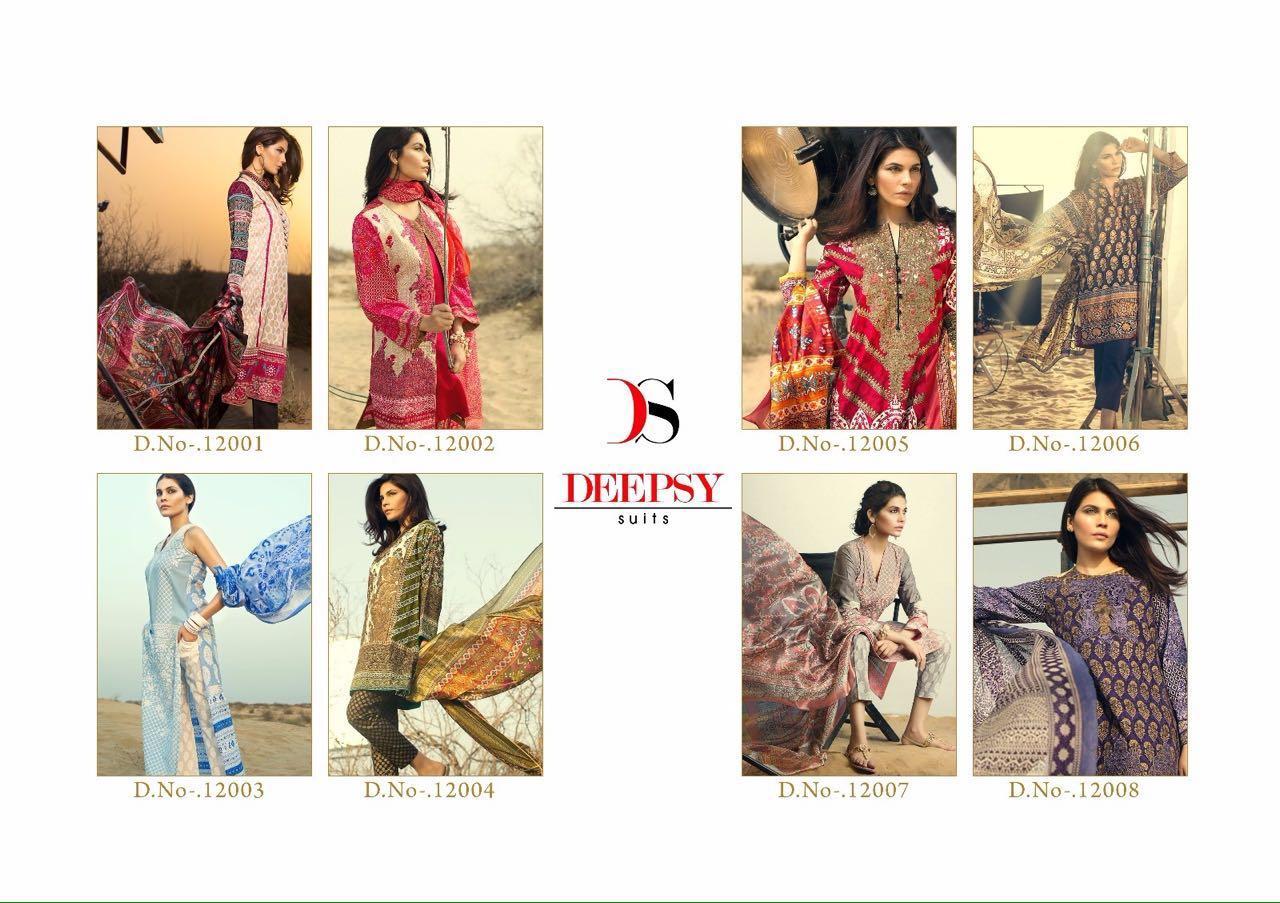 6d4f4cfdaf Buy Florent Vol-5 New Fancy Designer Cambric Cotton Dress Material ...
