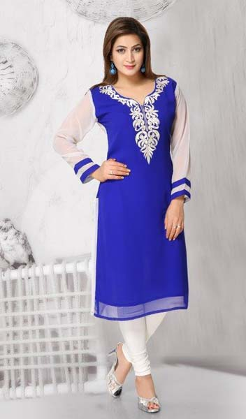 6fb5a84bb94631 Ladies Embroidered Kurtis Manufacturer in Maharashtra India by ...