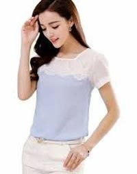 56351f1170f6de Ladies Short Tops Manufacturer in Maharashtra India by Bhavika ...
