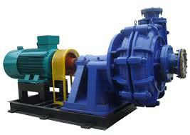 Centrifugal sllury pump (As per order)