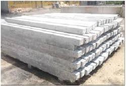 plain cement concrete poles