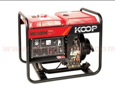 Diesel Generator KDF4000X/XE