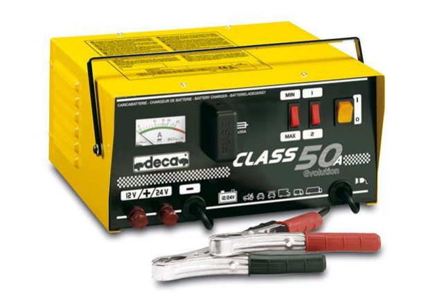 CLASS 50A-50 Portable Battery Charger
