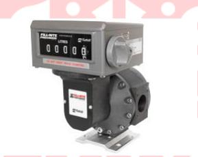 TS Aluminum Mechanical Meter