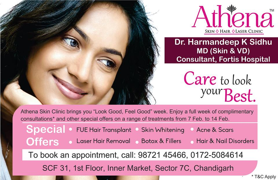 Services - Dermatology Service in Chandigarh Offered by Athena Skin