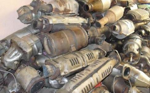 Catalytic Converter Scrap (8765457)