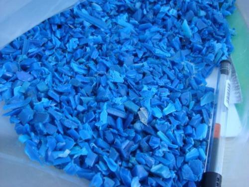 HDPE Blue Drum regrind (TY567)