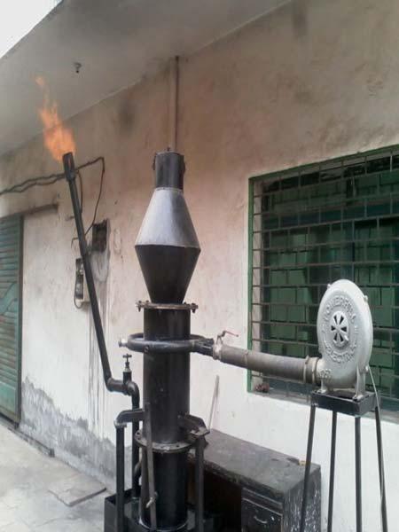Small Biomass Gasifier