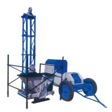Angle Type Tower Hoist Manufacturer & Exporters from Rajkot