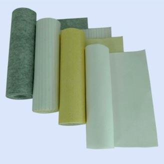 High Temperature Non Woven Filter Fabric