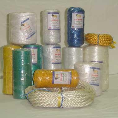 Plastic Ropes -LC PP 001 (Item Code : LC PP 00)