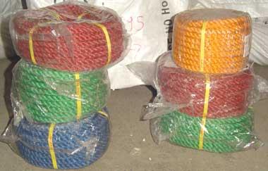 Plastic Ropes- LC PP 003 (Item Code : LC PP 00)