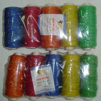Plastic Ropes- LC PP 004 (Item Code : LC PP 00)