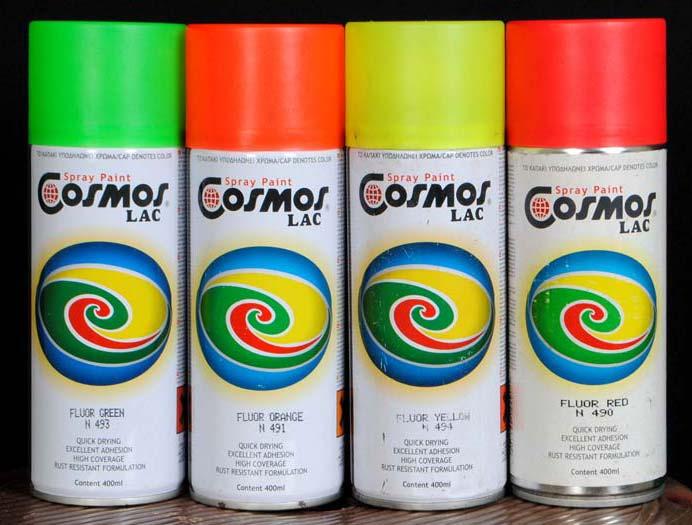 Wholesale Aerosol Spray Paint