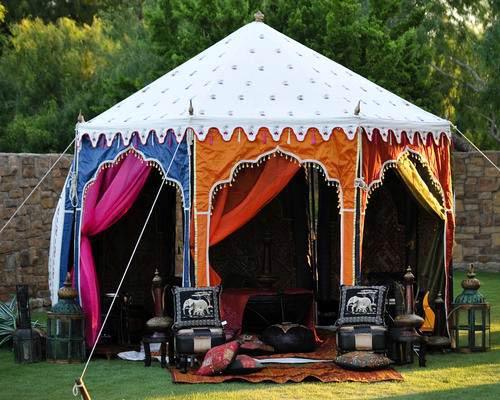 Royal Arabian Tent & Royal Arabian Tent Manufacturer in Delhi Delhi India by Namdhari ...