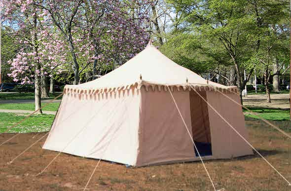 Medieval Warrior Square Tent & Medieval Warrior Square Tent Manufacturer in Delhi Delhi India by ...