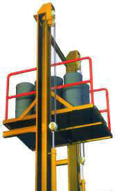 Cage Lifts Goods Elevators