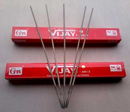 Welding Electrode (Vijay E-6013)