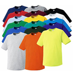 Mens Cotton Round Neck T-Shirts (MAH-RNHS)