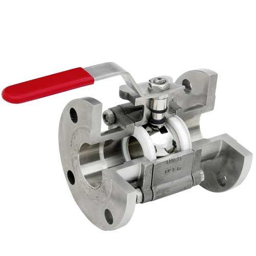 Stainless Steel Ball Valves SSBV - 05